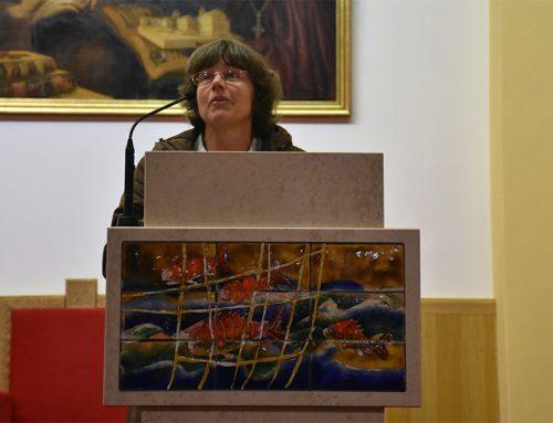 """Na """"Susretu vjere"""" gostovala prof. Iva Pavković"""