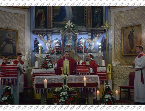 """Preč. Štuljan poručio sjemeništarcima: """"Otvorite svoja srca Bogu i nećete nikada požaliti!"""""""