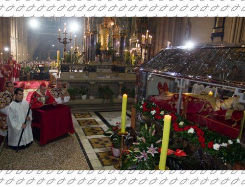 Sjemeništarci i odgojitelji sudjelovali na euharistijskom slavlju proslave Stepinčeva u zagrebačkoj katedrali