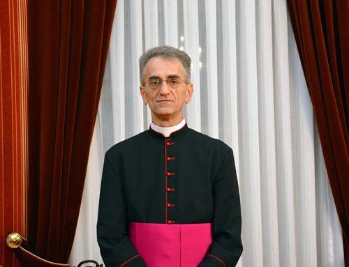 Mons. Ivan Ćurić imenovan pomoćnim biskupom Đakovačko-osječke nadbiskupije