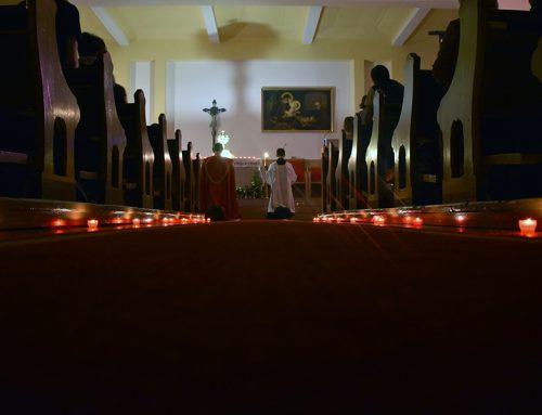 """Posljednji ovogodišnji """"Vikend u sjemeništu"""" i duhovsko bdjenje"""