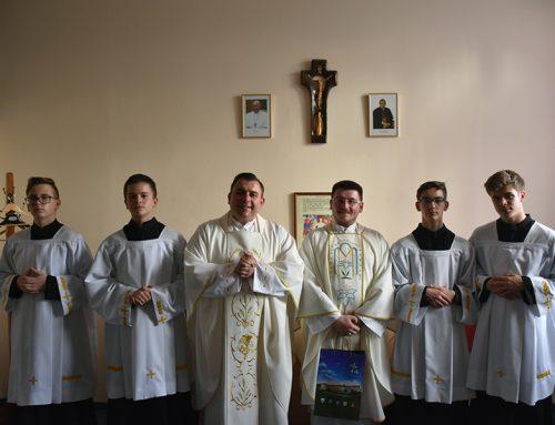 Lepoglavski kapelan svjedočio šalatskim sjemeništarcima