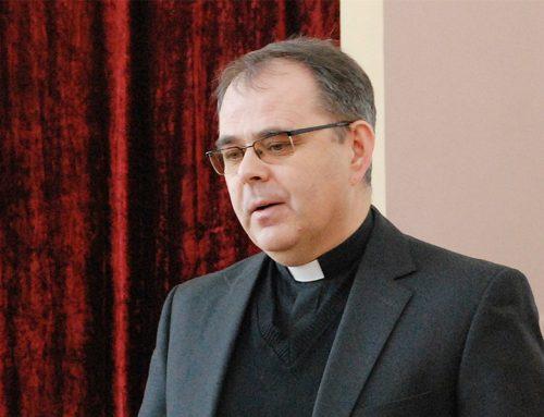 Rektor MSZ-a čestitao mons. Radošu na biskupskom imenovanju