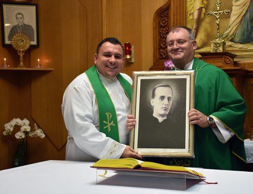 Čuvar Josipovog svetišta svjedočio sjemeništarcima o svom duhovnom pozivu