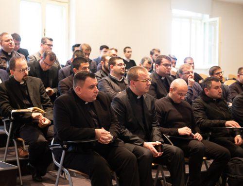 Rektor sjemeništa održao predavanje u sklopu susreta TFS-a