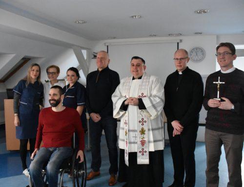 Godišnji blagoslov Dječje bolnice Srebrnjak