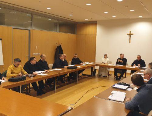 Rektor sjemeništa sudjelovao u radu Vijeća HBK-a za sjemeništa i duhovna zvanja