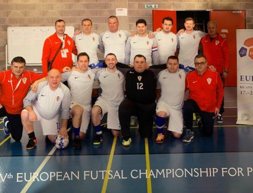 Hrvatska sudjelovala na 14. europskom prvenstvu svećenika u malom nogometu