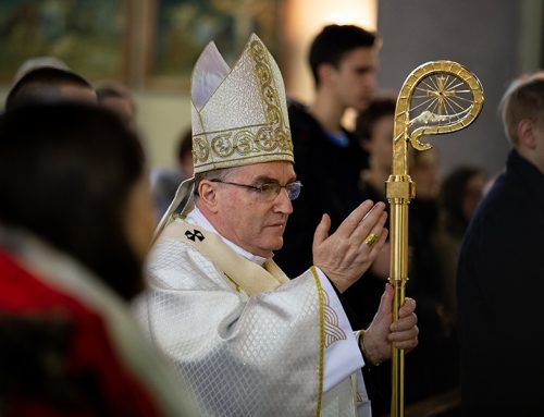 Najavljujemo: Kardinal Bozanić na proslavi Dana sjemeništa na Šalati