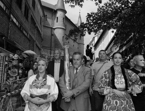 Pismo sućuti rektora Sjemeništa povodom smrti zagrebačkog gradonačelnika Milana Bandića