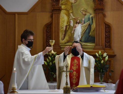 Sjemenišni odgojitelji predvodili duhovnu obnovu u uskrsnom vremenu