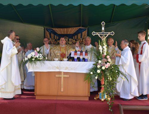 Rektor sjemeništa predvodio slavlje Imena Marijina u Svetom Jurju na Bregu