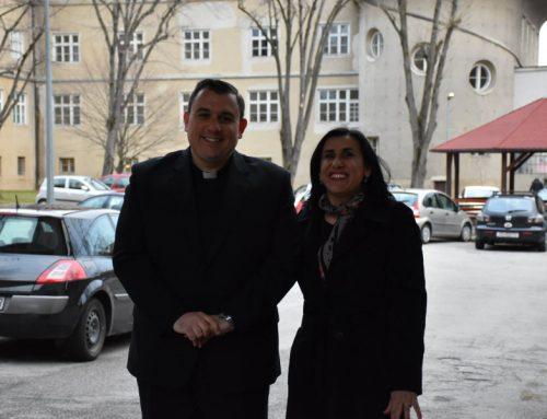 Rektor sjemeništa čestitao Svjetski dan učitelja ravnateljici NKG-a