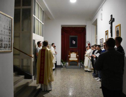 U šalatskom sjemeništu svečano proslavljen spomendan sv. Ivana Pavla II.